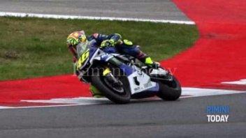 MotoGP: ULTIM'ORA - Test a sorpresa di Valentino a Misano