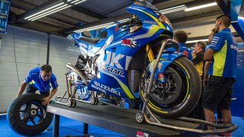 MotoGP: Rain at Misano test, Suzuki to make up for it at Aragon