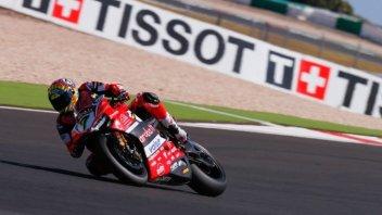 MotoGP: Test Portimao: Davies mette nel mirino la Kawasaki di Rea