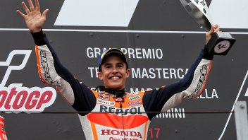 MotoGP: Marquez: cinque punti possono essere fondamentali