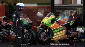 MotoGP: Aprilia come Matrix: realtà aumentata nel box