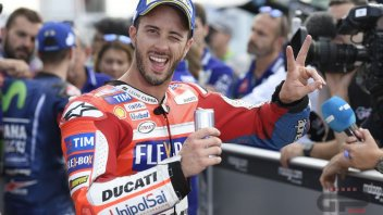 MotoGP: Dovizioso: in qualifying I raised my voice