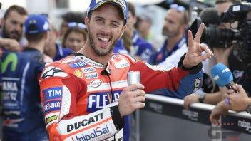 MotoGP: Dovizioso: in qualifica ho alzato la voce