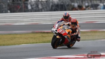 MotoGP: Carbon and rain: Marquez dispels the myth at Misano