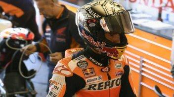 """MotoGP: Marquez: """"Iannone? Non è il momento di scherzare"""""""