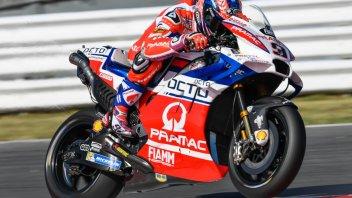 MotoGP: FP2: Petrucci profeta in patria, Vinales in scia