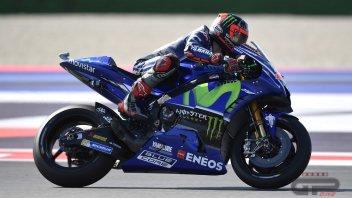 MotoGP: Vinales: peccato non avere il riferimento di Rossi