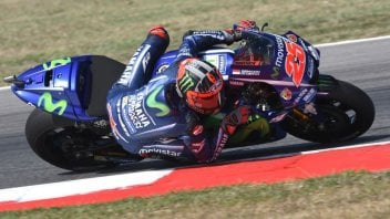 MotoGP: At Misano Viñales snatches pole from Dovizioso