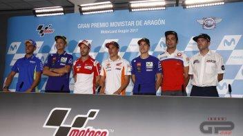 MotoGP: Marquez: farò di tutto per conquistare 25 punti a gara