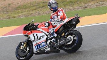 """MotoGP: Dovizioso: """"Il vero weekend inizia domani"""""""