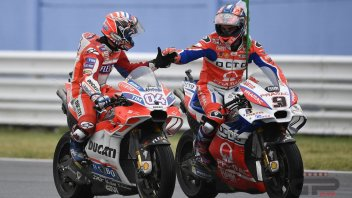 MotoGP: Dovizioso: More important to take points than risks
