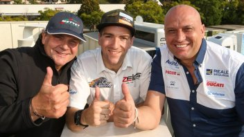 MotoGP: Simeon debutta in MotoGP con Ducati e Avintia