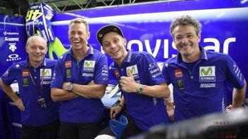 MotoGP: Valentino Rossi ha l'OK dei medici per correre