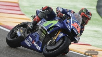 MotoGP: Viñales: If I perform like this in the wet, the title is lost