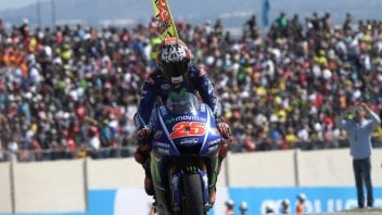"""MotoGP: Viñales: """"It's frustrating to give 200% and not win"""""""