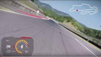 News Prodotto: Ducati V4: un giro al Mugello sulla nuova Desmosedici Stradale