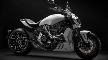 News Prodotto: Ducati: a Faaker See vedremo una novità XDiavel