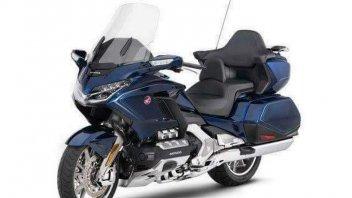 News Prodotto: Honda: le prime immagini della nuova Gold Wing
