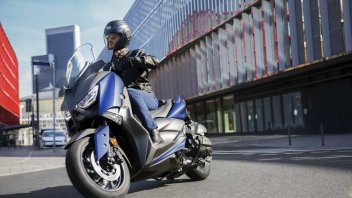 News Prodotto: Yamaha X-MAX 400 Ride and Smile: vinci uno scooter con un selfie
