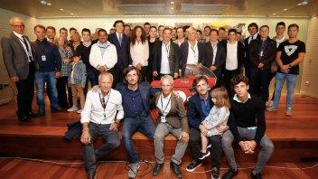 News: The MotoGP riders remember Nieto in Madrid and Jarama