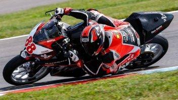SBK: SS300: Perez squalificato dal round del Lausitzring