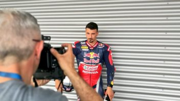 SBK: Giugliano: if Honda wants me, I'm available
