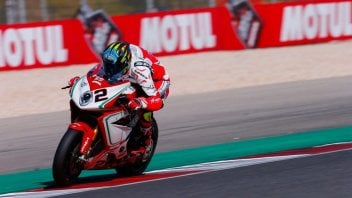 SBK: Camier: another lap and I'd have passed Melandri for the podium