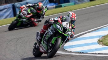 SBK: Rea takes things seriously, first in FP2, Melandri 3rd