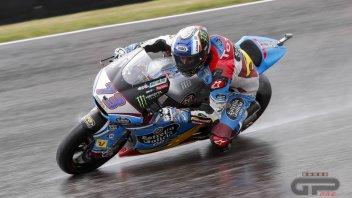 Moto2: FP1: Alex Marquez in vetta a Motegi