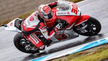 Moto2: Nakagami fa impazzire Motegi, quinta pole in carriera, 4° Pasini