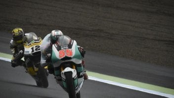 Moto2: FP3: Syahrin beffa Luthi a Motegi