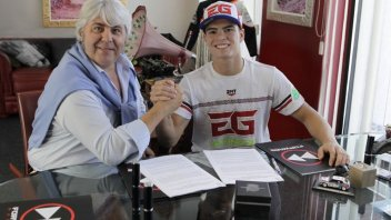 Moto2: Forward completes its 2018 line-up with Eric Granado