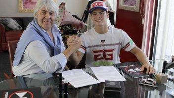 Moto2: Forward completa la squadra 2018 con Eric Granado