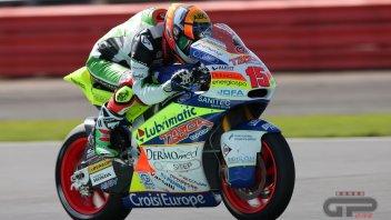 Moto2: De Angelis to replace Simeon at Sepang
