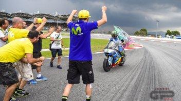 Moto2: Sky festeggia Franco Morbidelli con uno speciale