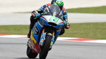 Moto2: Morbidelli prepara l'assalto al titolo: pole a Sepang