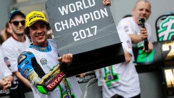 Moto2: Morbidelli, il suo Mondiale a passo di samba