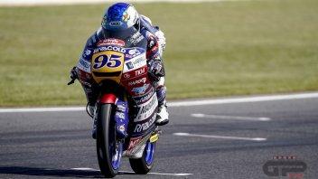 Moto3: Danilo penalizzato di 3 posti sullo schieramento a Sepang