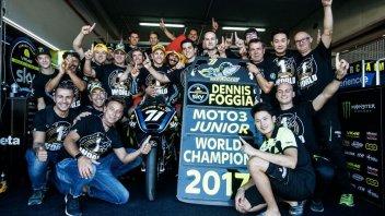 Moto3: Foggia 2° ad Aragon vince il Mondiale Junior