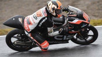 Moto3: FP3: Pagliani sorprende tutti a Motegi