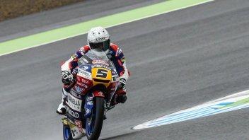 Moto3: Tripletta azzurra a Motegi, vince Fenati