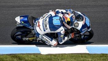 Moto3: A Phillip Island 8ª pole per Martin, Mir è 3°