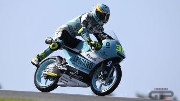 Moto3: FP2: Mir mostra gli artigli, 2° Canet