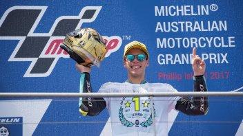 Moto3: Mir: ho raggiunto ciò che inseguo da sempre