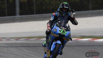 Moto3: Bastianini: il team mi ha insegnato... a fare le prove