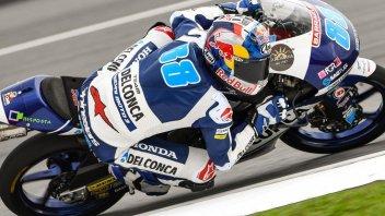 Moto3: Martin comanda le FP3 a Sepang