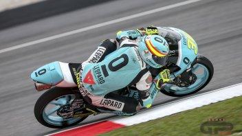 Moto3: A Sepang Mir prende la pole e frantuma il record