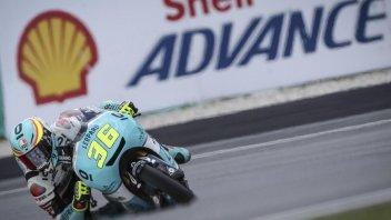 Moto3: Mir cannibale a Sepang, 3° Bastianini