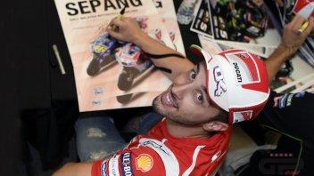 MotoGP: Dovizioso: contro Marquez bisogna essere veloci sempre