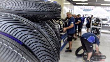 MotoGP: Michelin ritira la gomma morbida anteriore da bagnato